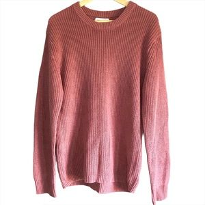 Urban Outfitters Oversized knit crewneck sweater